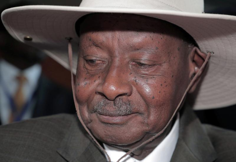 Uganda's Museveni takes early election lead as rival alleges fraud https://t.co/4BcgGjw8vA https://t.co/AbjgHOyrl4