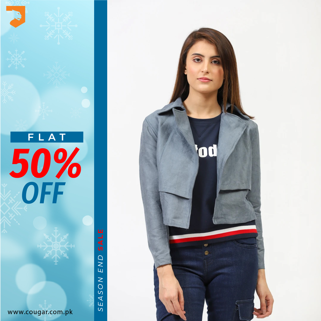 Season End Sale is here! FLAT 50% OFF everything. For more details:    #seasonendsale #cougarclothing #cougarcrew #jointhecrew #eoss #lahore #punjab