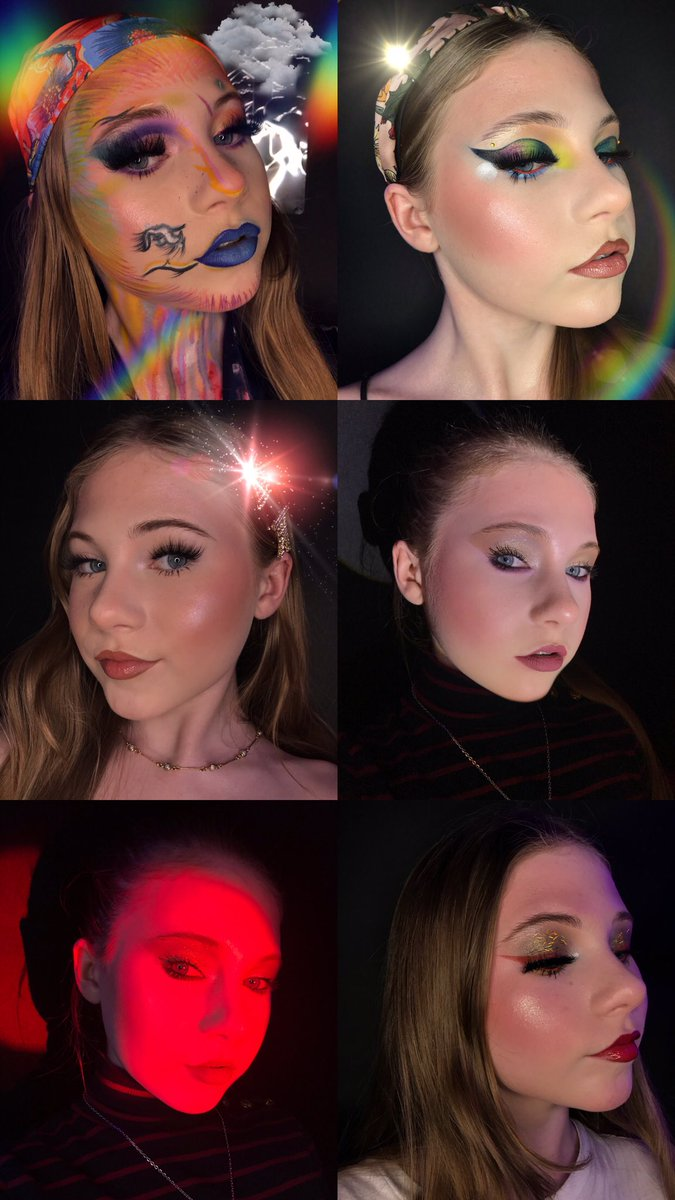 Hey @beautybay one of my goals is to someday be followed by you and maybe even work with you🤩 I am a 14 year old aspiring mua🤍my instagram is xalicemakeupx and here is some of my work🤞🏻 #followfriday #followmebeautybay 💜