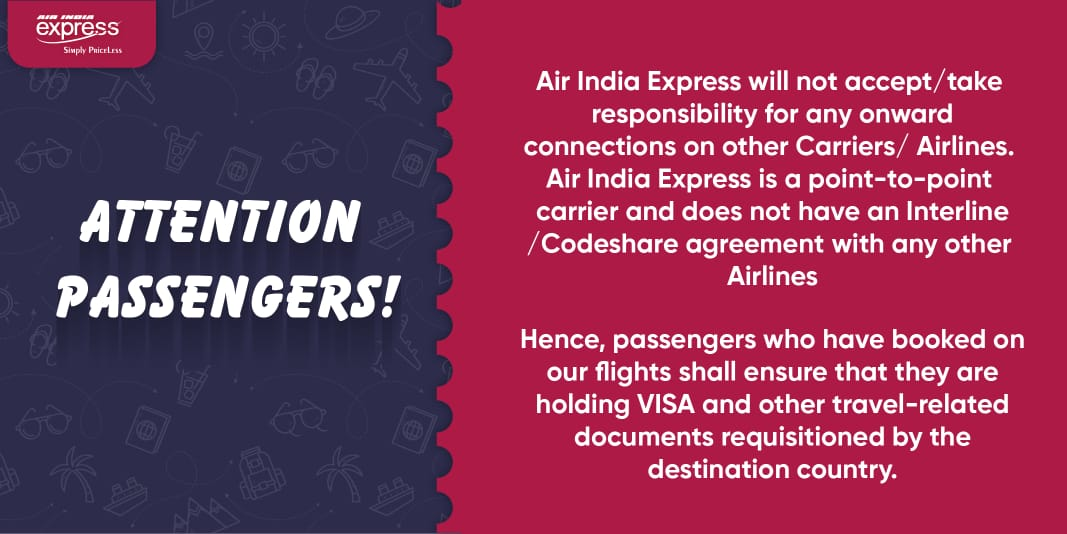 Replying to @FlyWithIX: #FlyWithIX : Attention Passengers ⚠️