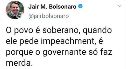 já passou da hora desse assassino a sair da Presidência, ansiosissima pra esse dia chegar logo #ImpeachmentBolsonaroUrgente