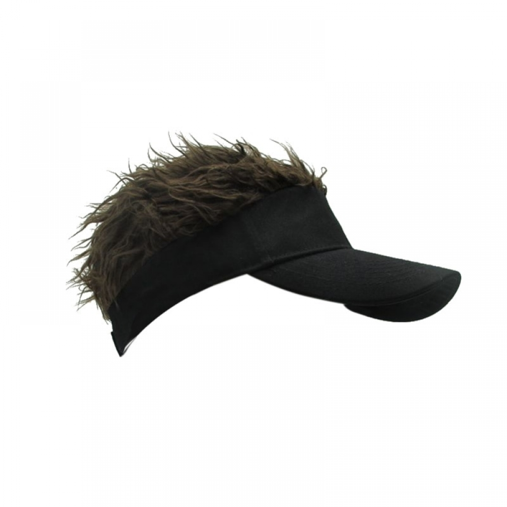 #shop #design #sale #swag #glam #ootd #tagsforlikes #fashionista #skirt #girly #onlineshop Funny Hair Loss Cool Gifts Men Tennis Cap Fake Flair Hair Sunshade Sport Male Female Wig Hats Spring Autumn