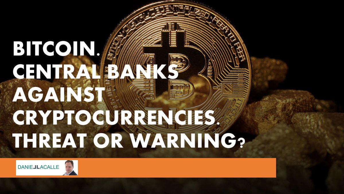 central banks attack bitcoins