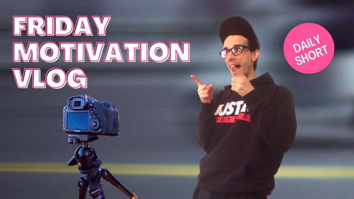 Hey yay everyone! Here is the Thumbnail from the video today!   GO CHECKOUT THE VIDEO IS SHORT AND MOTIVATED.   HIT THE SUBSCRIBE BUTTON AND LIKE...   #YouTuber #viral #MotivationalQuotes #FridayMotivation #vlog #contentcreation #dailymotivation #Amazing