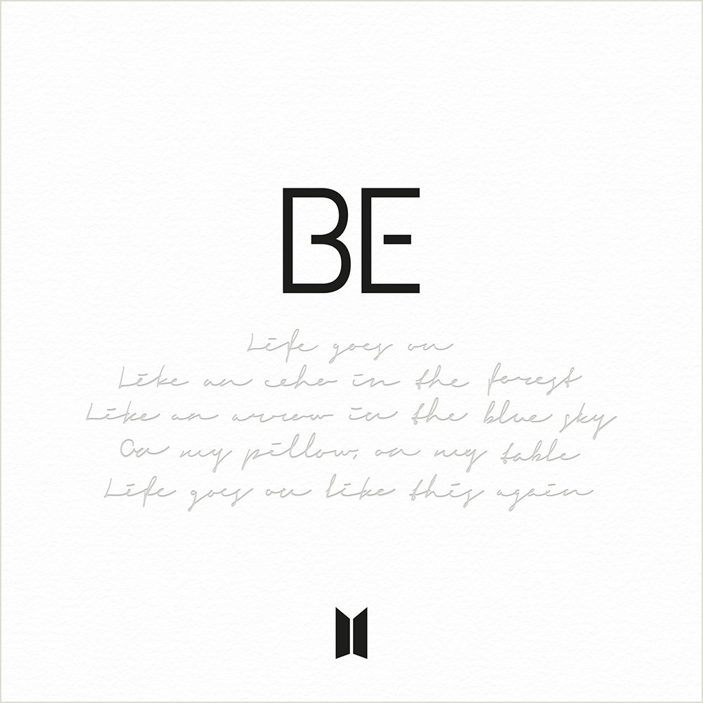 'BE' has been certified RIAJ Platinum in Japan for 250,000 copies sold 🇯🇵 https://t.co/2MMLUCQkdd