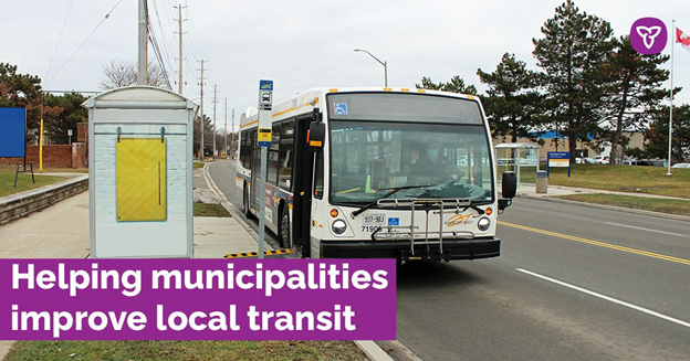 Our government is committed to improving transit throughout the province with $375 million in funding for public transit in 144 communities across Ontario. Learn more about Ontario's Gas Tax program: news.ontario.ca/en/release/599…