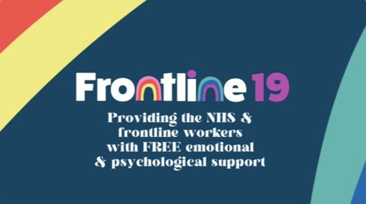 A campaign has been launched to provide free emotional support to all NHS frontline staff to combat the current strain on the services. 'Please consider funding this project as our lives depend upon our frontline workers at this extraordinary time.'
