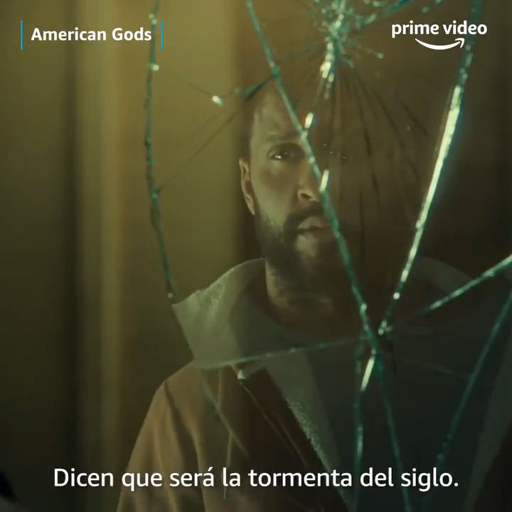 ¿Y nos lo dices AHORA?   📺: American Gods