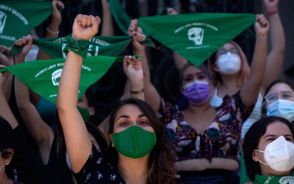 Legalização do aborto entra em vigor na Argentina  #G1