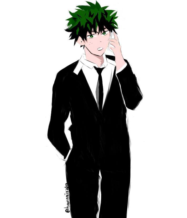 I've done it moots. ╰(*´︶`*)╯. Sorry for taking forever to finish this fanart.  Here you have it Deku and Bakugou in black suits.  #Deku #Bakugou #bnha297 #BNHAfanart #mhafanart #midoriyaizuku #bakugoukatsuki