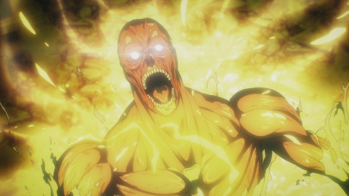 アニメ「進撃の巨人」公式アカウントさんの投稿画像