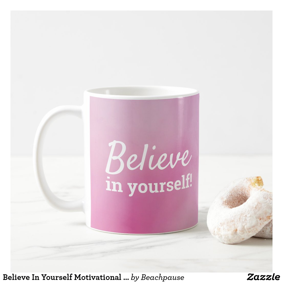 20% off storewide ends 1-18-21 11:59 PM PST CODE ZWEEKENDSHOP - #mugs #coffeelover #coffeelovers #believeinyourself #believe #MotivationalQuotes #motivationalquote #FridayMotivation #uniquegifts #designinspiration #beachpausedesigns #zazzlemade #zazzle