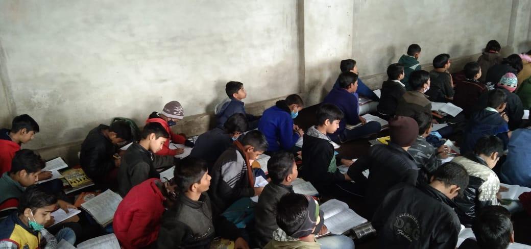 Essay writing competition being organised on participation day by youth club members of different blocks of hathras. #youthweek2021 #SwamiVivekanandaJayanti  @Nyksindia @KirenRijiju @mygovindia