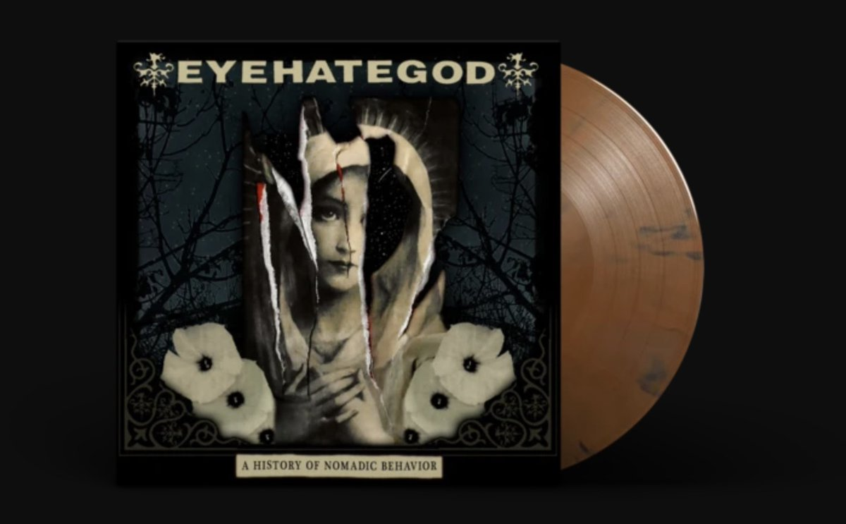 EYEHATEGOD have released the killer second single off their highly anticipated first album in 7 years:   Pre-order yours on limited edition brown-swirl vinyl from the new BrooklynVegan store: