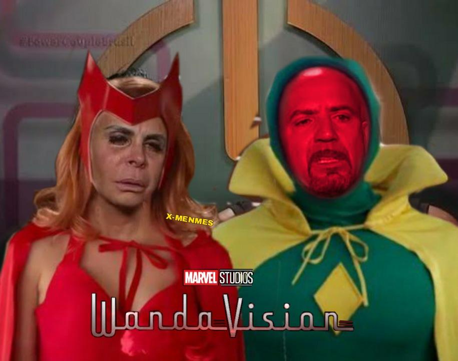 uma semana para o proximo episódio #WandaVision