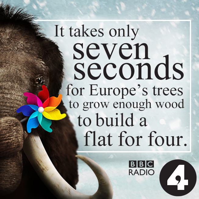 Replying to @BBCRadio4: ❓❓Did you know❓❓