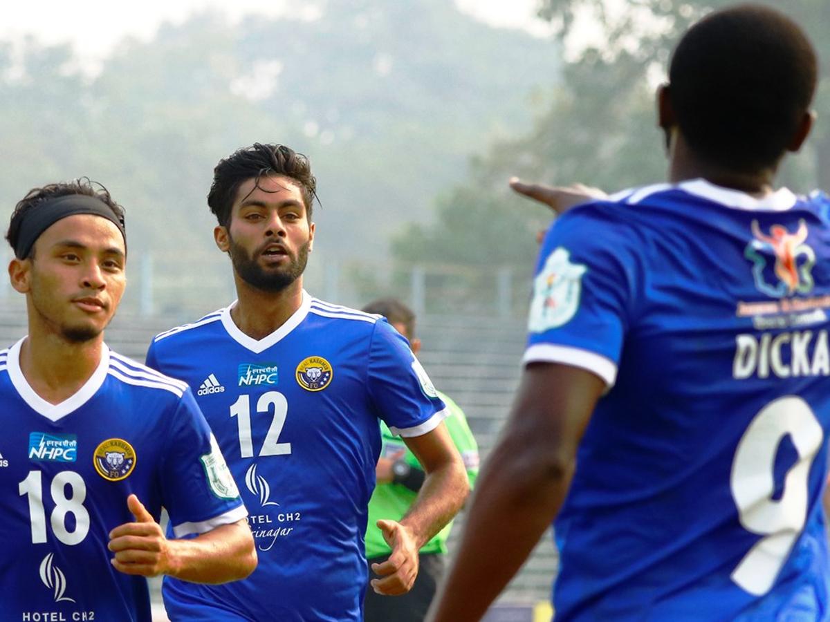 #ILeague  #CCFCRKFC   Dicka, Ralte shine as @realkashmirfc earn first win of @ILeagueOfficial season   Read: