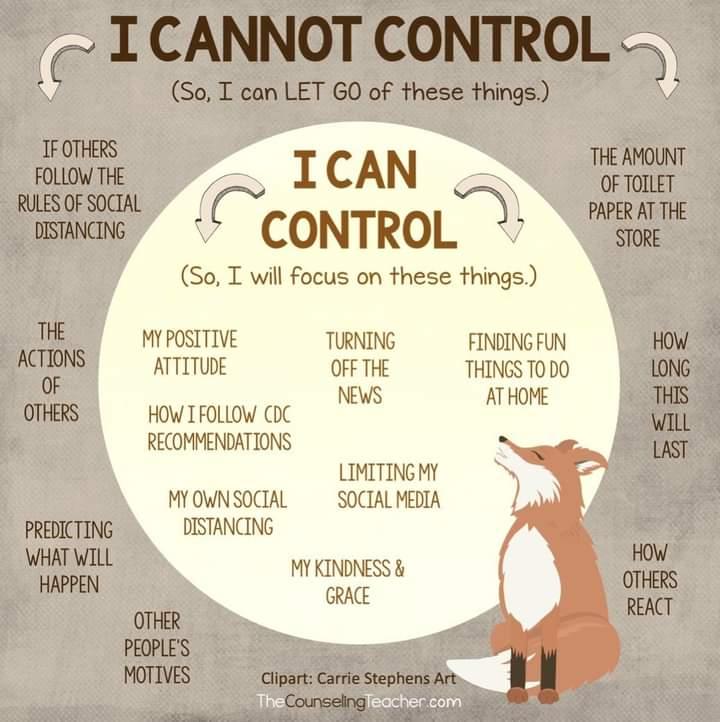#Icancontrol #Icannotcontrol   #HappyFriday #FridayThoughts