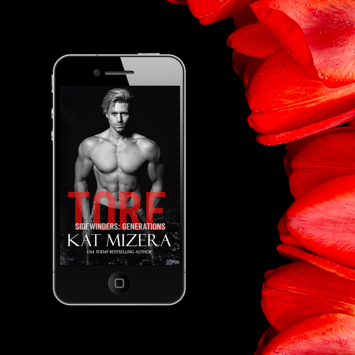 Tore by Kat Mizera releases on January 19th!  From the first taste she knows she could get drunk on the way Tore makes her feel, and one night with him will never be enough.  // @ellewoodspr @katmizera  #SingleMom #HockeyRomance #ContemporaryRomance #BookBlog #Bookblogger https://t.co/4VsB8WTuGh