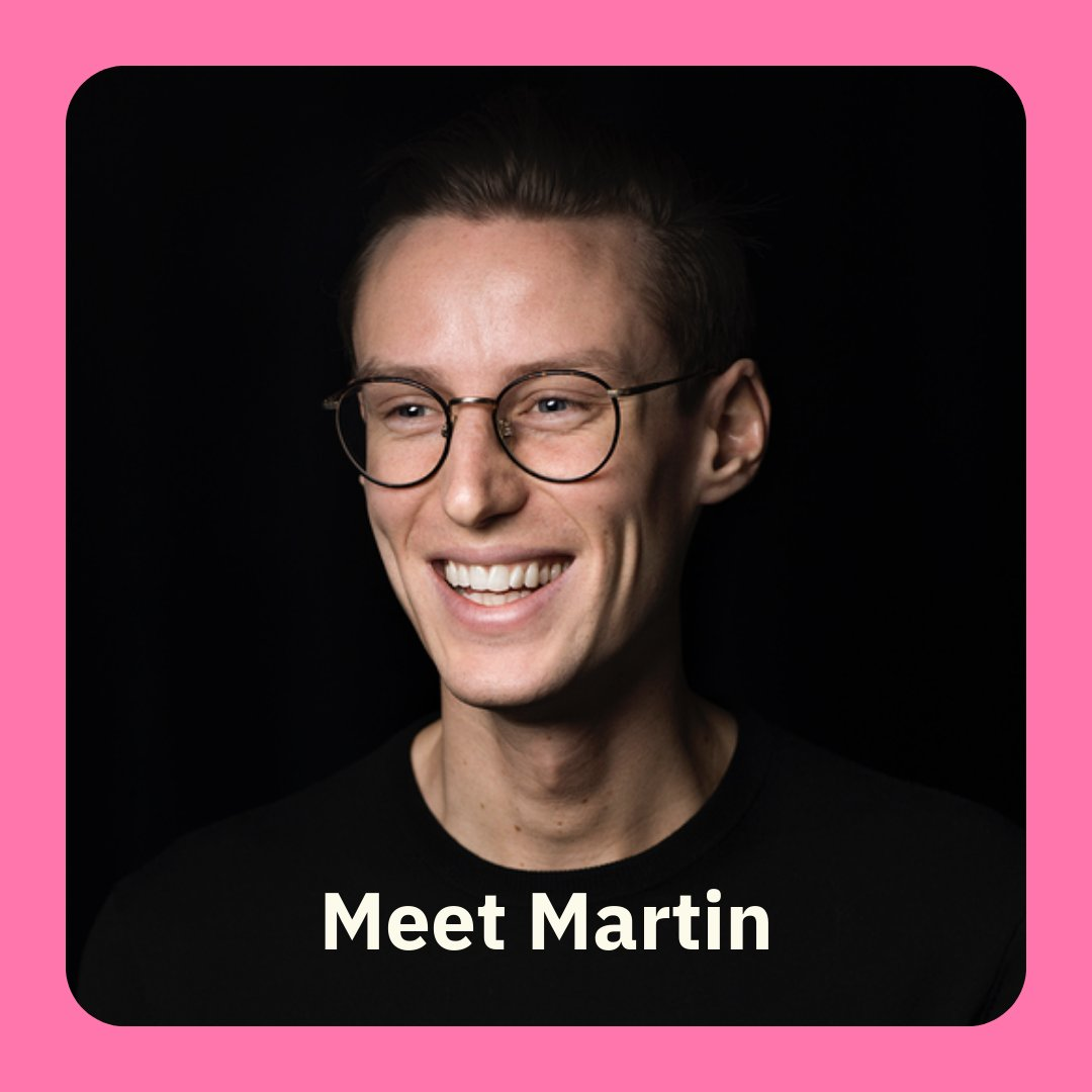 Meet Martin – showing us ''the moment you realise it's Friday'' during his latest photoshoot 📸 Martin joined us last year to head up our HR & Talent Acquisition 🎉 Outside of work he loves running and to find his zen he reads a book or does yoga🧘♂ #FridayFeeling #MeetTheTeam