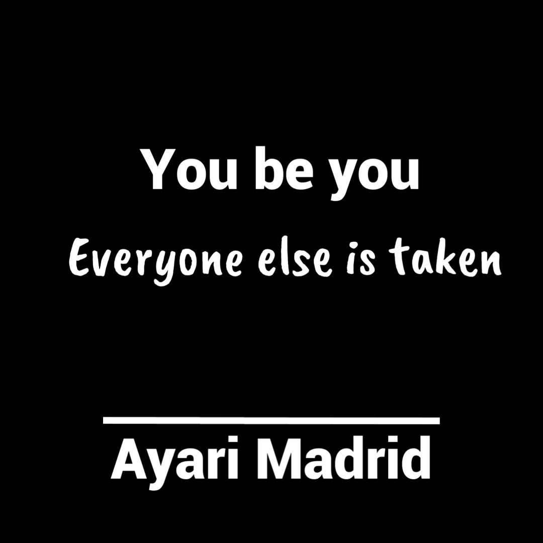Replying to @madrid_ayari: