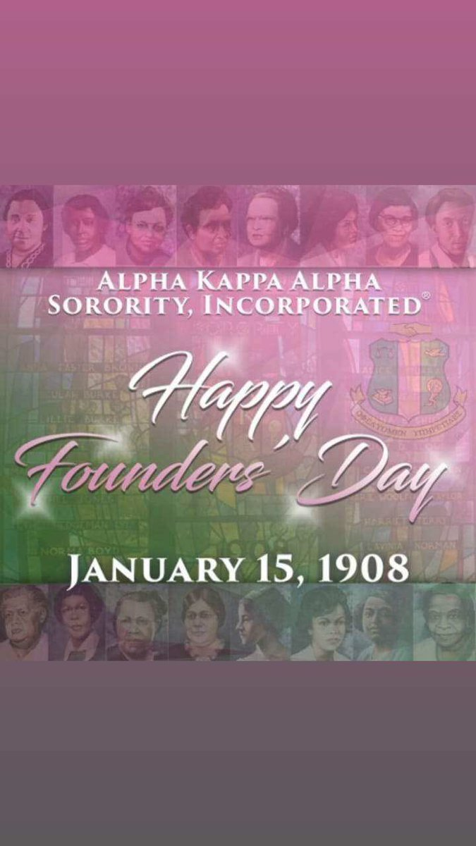 Happy Founders' Day to my Phenomenal Sorors of Alpha Kappa Alpha Sorority Inc. Special Love to my Chapter Sorors, Alpha Epsilon and my linesisters from Spring 94. SKEE-WEE MY SORORS!!!!!!!!!!!!!!!!!!!!!! 💚💗 #AKA1908 #AKA113 #J15 #AEMade