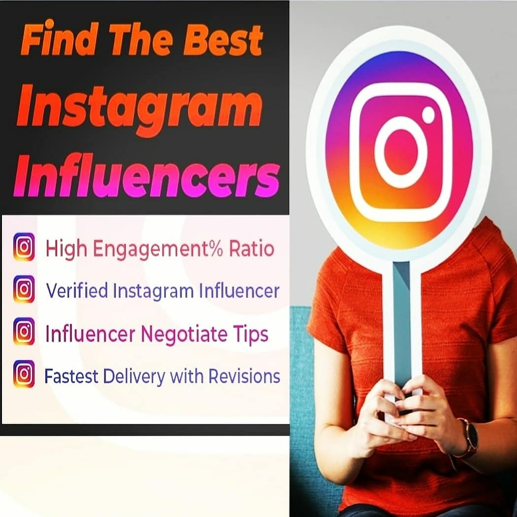 Inwill find you best #socialmediainfluencer for your targeted Niche.  Click here for order:  #influencer #InfluencerMarketing #trump #usacapitol #USAElections2020 #Amakhosi4Life #WhatsApp #TrueBeautyEp10 #2021ReadyWithCNBCTV18 #1776Again #Airdrop #COVID20