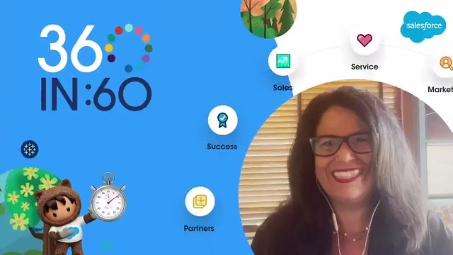 TFW you have a 360-degree view of your customers😍   #MarketingChampion @lilprgidget uses #Customer360 to provide the teams at Johnson & Johnson a single source of truth.   Learn more: