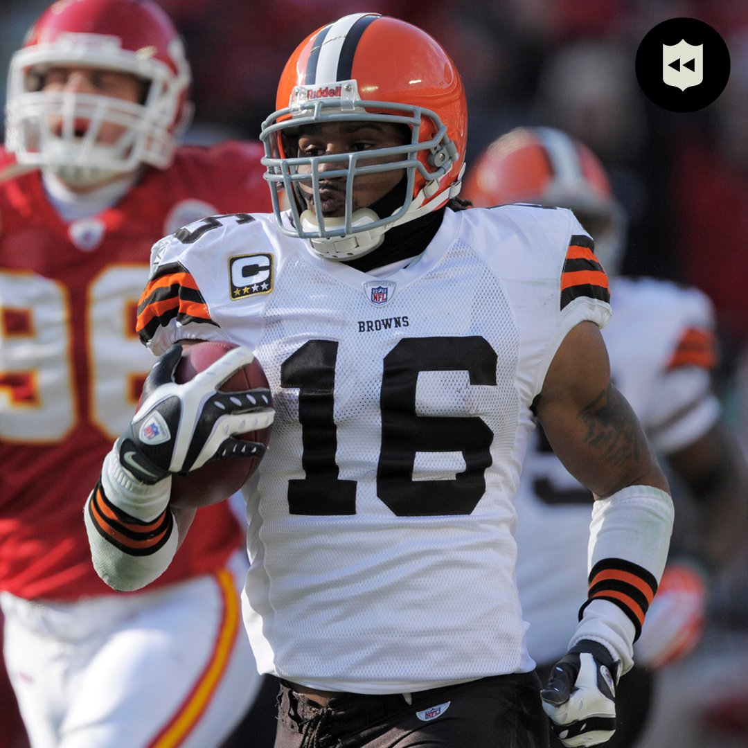 .@JoshCribbs16 was ELECTRIC.  📺:#CLEvsKC— Sunday 3:05pm ET on CBS 📱: NFL app // Yahoo Sports app