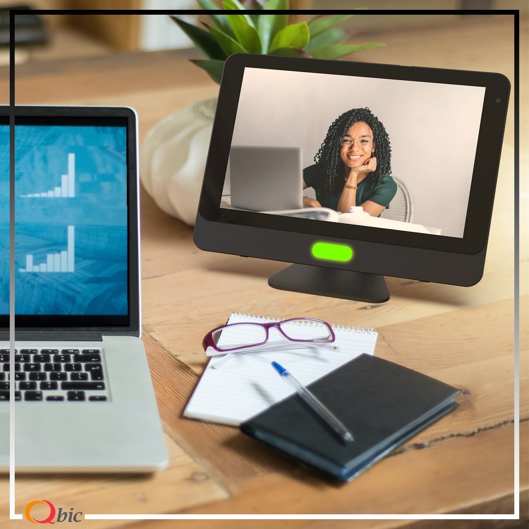 What's your favorite part about working remotely @Tracy_Keogh  @RemoteRose @hailleymari?  We want to know!  #remotework #workfromhome #productivity #techforgood #Qbiczoomkit #innovation #WFH #zoom