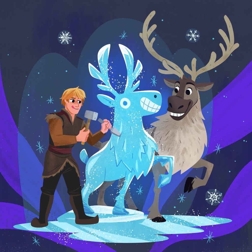 It's a flurry of Frozen winter festivities! ❄️