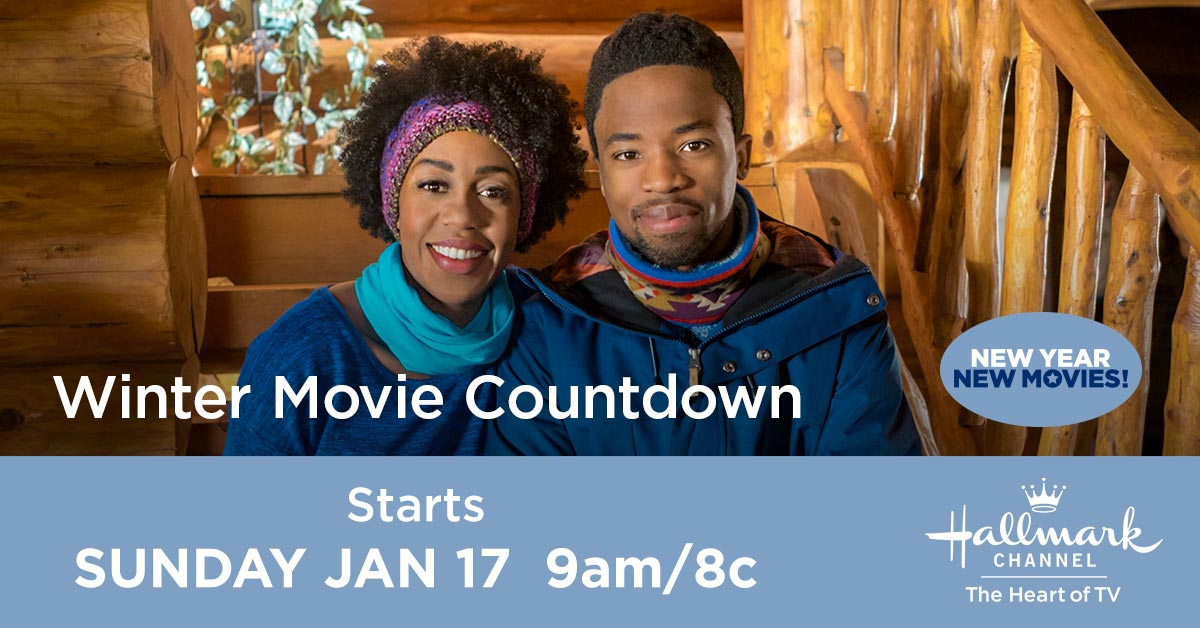 #Hallmarkies, it's time to get warm and cozy this weekend for the Winter Movie Countdown starting Sunday 9am/8c! Drop us a ⛄ if you will be watching!