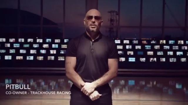 Mr. 305 y adrenalina.  @pitbull se convierte en socio de @TeamTrackhouse, equipo donde correrá @Daniel_SuarezG en esta temporada de @NASCARLatino #IBelieveThatWeWillWin
