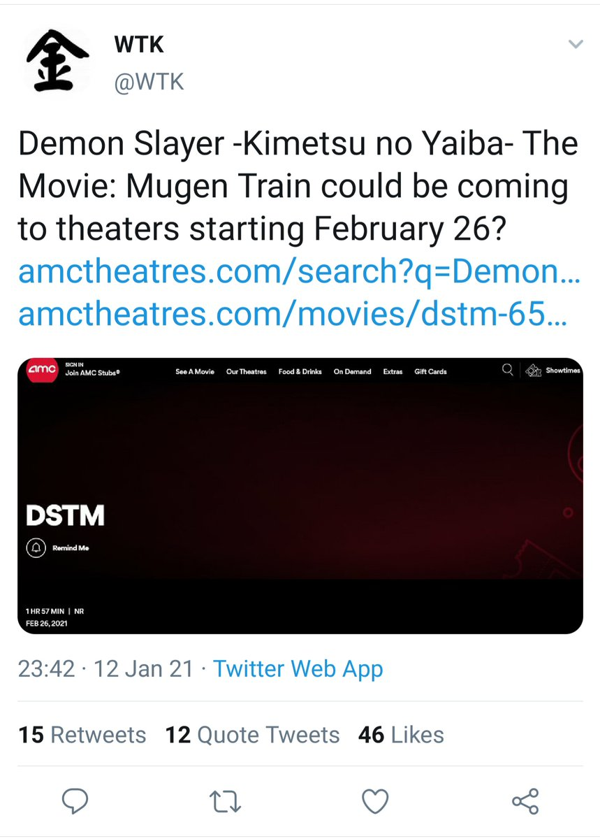 @FUNimation Ok. This means Feb 26 is most likely the date.