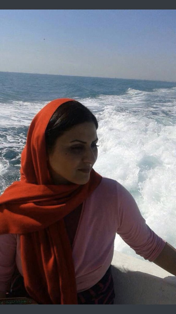 #FreeGolrokh has not had any contact with her family since she was transferred to the security institution;On the other hand,#Raouf,one of the IRGC's notorious intelligence interrogators, contacted Erayi's family, threatened to tell them that Golrokh was being interrogated.
