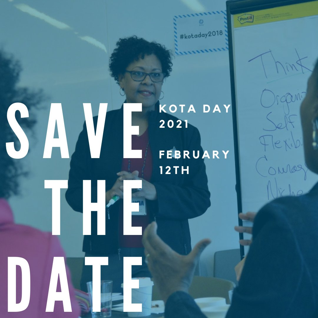 On Kota Day, we invite women-focused nonprofits and women entrepreneurs for female economic empowerment to join us!   Mark your calendars now, registration coming soon!  #TheKotaAlliance #KotaDay #KotaDay2021 #womensempowerment #femaleentrepreneur #genderequality