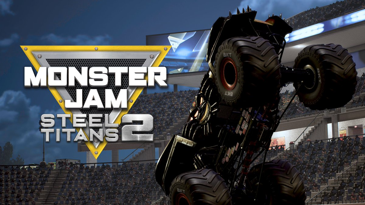 Get behind the wheel with more trucks, five new worlds, and a brand new online multiplayer mode when Monster Jam Steel Titans 2 shifts into gear March 2 on PS4: