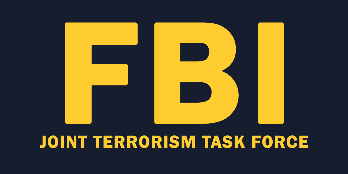 #Breaking - A Wilmington, Ohio man was arrested today by the #FBI's Joint Terrorism Task Force and charged with online threats and witness tampering related to his participation in protests at the U.S. Capitol.