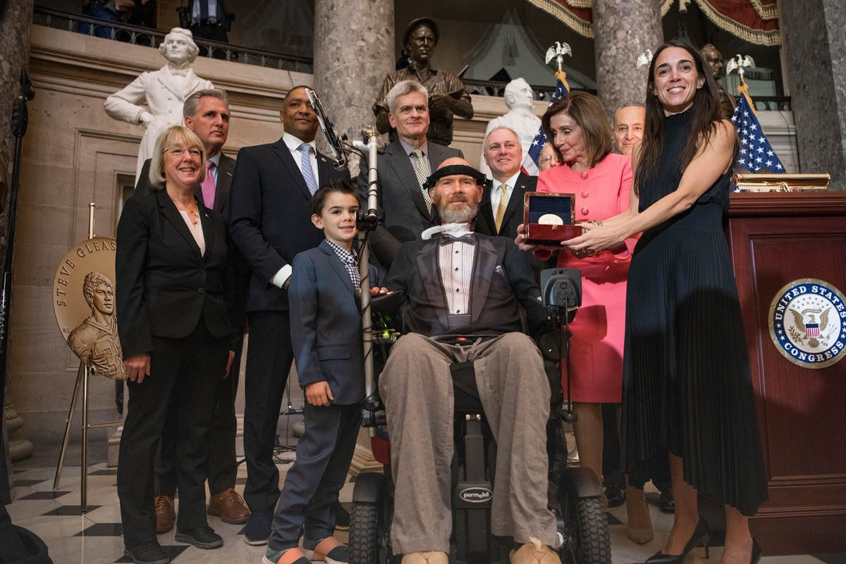 One year ago today, I was honored with the Congressional Gold Medal in the Statuary Hall in the US Capitol.  I'll have more after an interview with the @NFL Network.  The world has changed just a little bit in the past 12 months, eh?