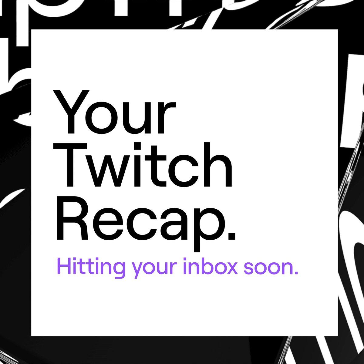"""📺🎮 """"#twitchrecap"""": Perquè els usuaris estan compartint el seu resum de l'any 2020 a @Twitch que s'està enviant per e-mail"""