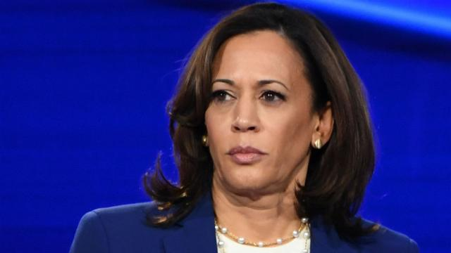 """Harris on Capitol attack: """"Same thing that went through my mind when I saw Charlottesville"""""""