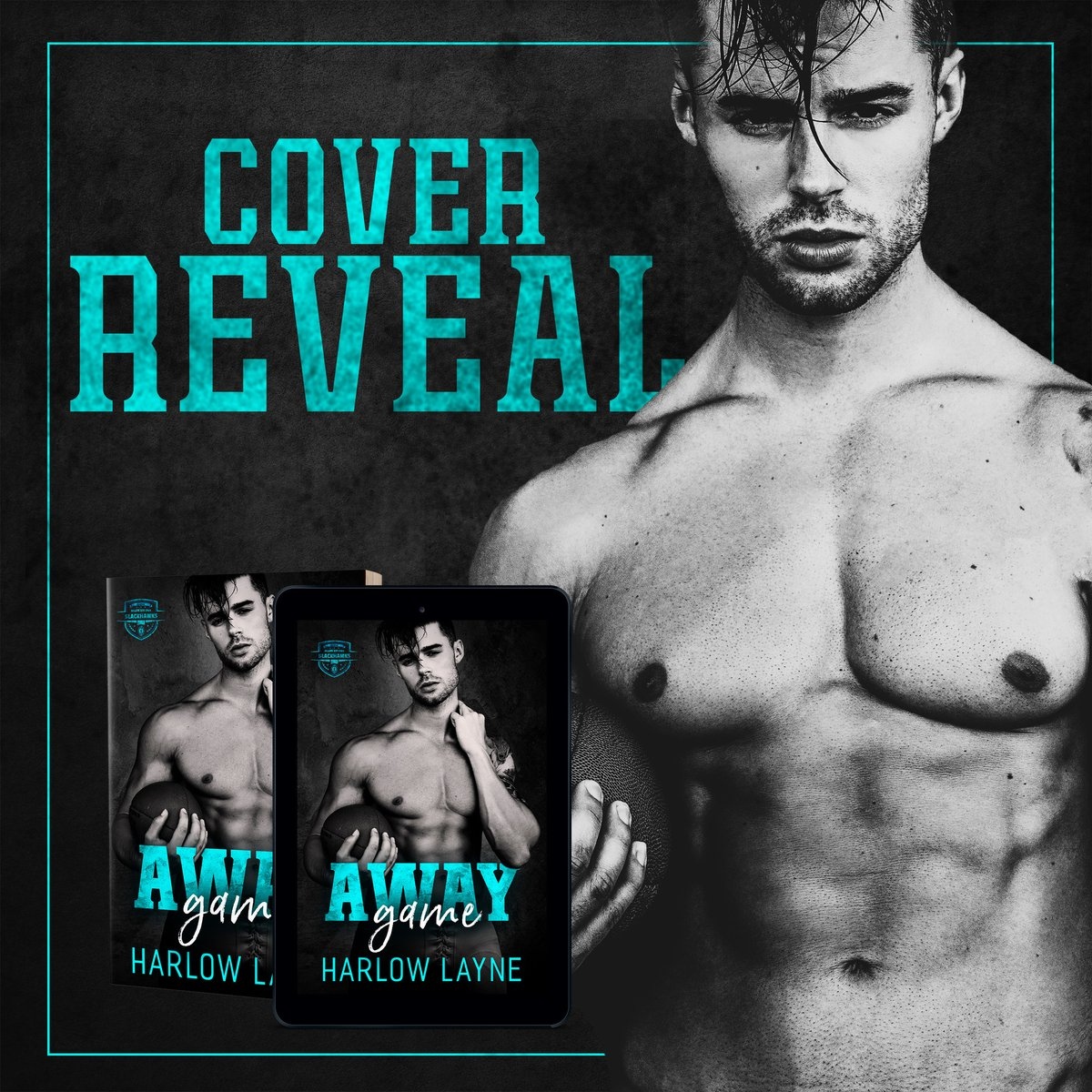🏈 #AWAYGAME #COVERREVEAL. Coming February 4th.  #PreOrder:  Giveaway:   #Forbidden #gayromance #interracialromance #bmwm #interracialgay #darkromance #sportsromance #mmromance #antihero #willowbayseries #collegeromance #bullyromance
