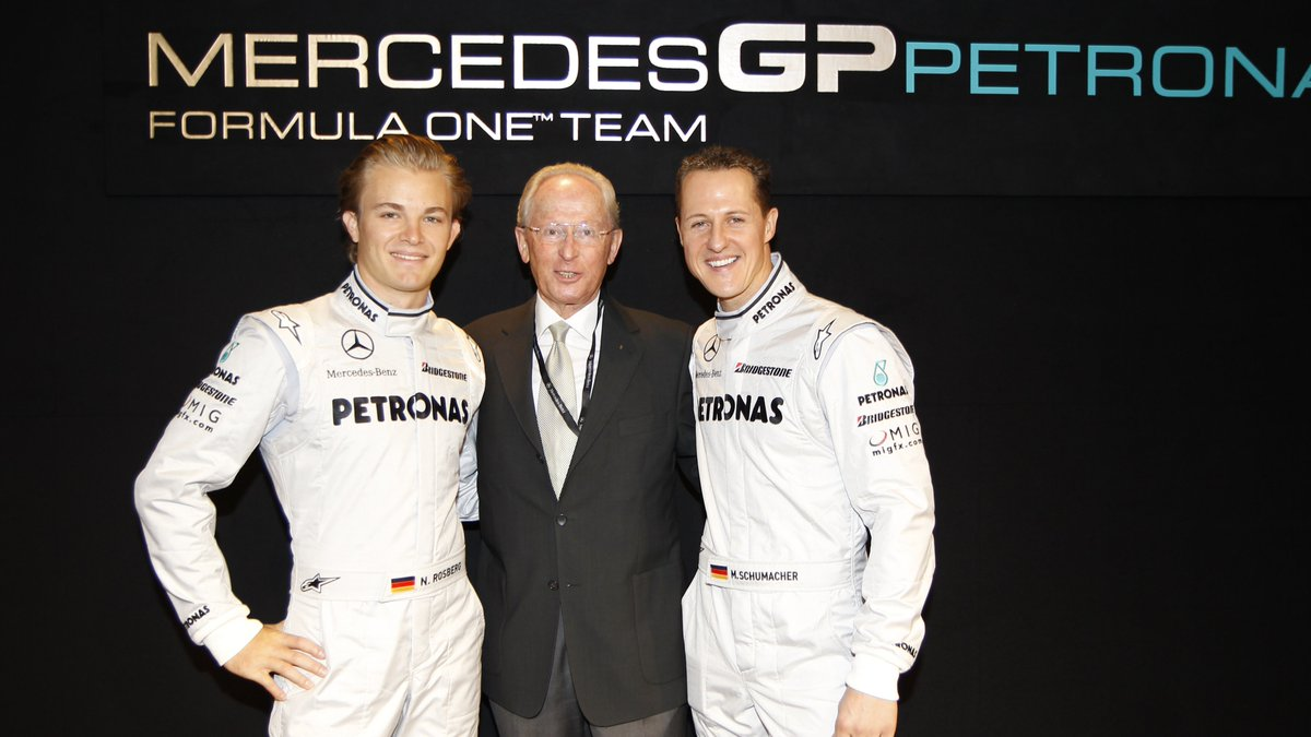 We mourn a great personality and Juergen will be remembered for his integrity, innovative spirit and success, helping shape Mercedes-Benz forever. https://t.co/Qa4niGJF8E