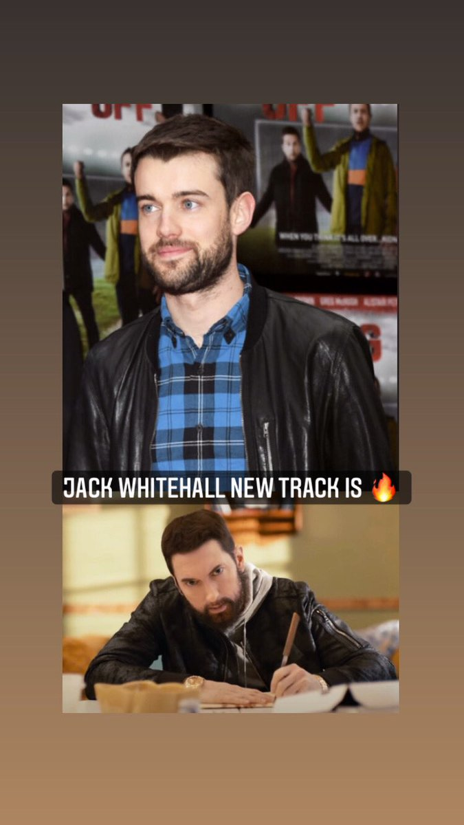 @jackwhitehall went in on that new gnat song! #gnat