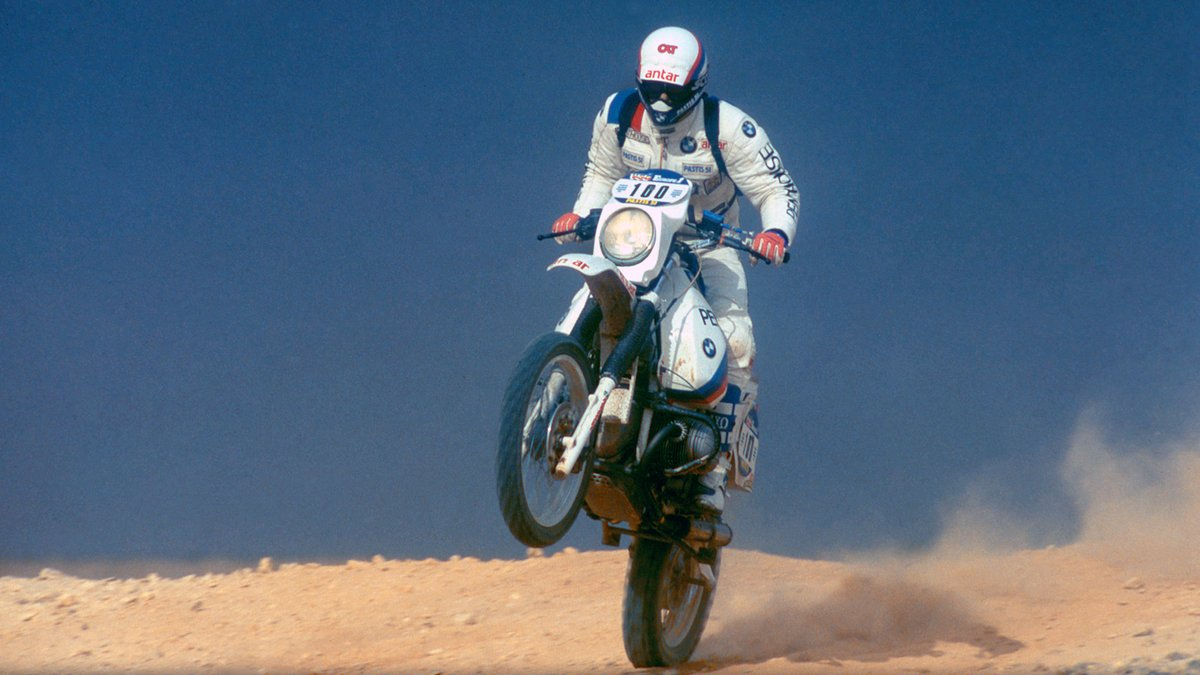 The Dakar may have followed a different route this year, but its legacy as a vehicle for inspiring us to go further remains.   #MakeLifeARide#SpiritofGS #R80GS #40yearsofGS #Dakar2021 https://t.co/cfbWIwps6Z
