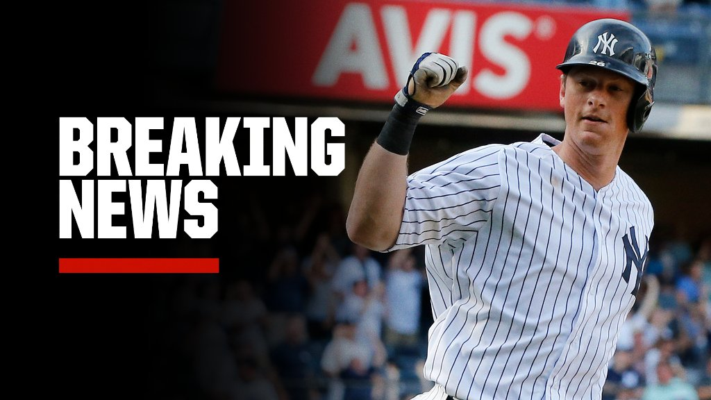 Breaking: DJ LeMahieu and the New York Yankees are finalizing a six-year, $90M contract, sources tell @JeffPassan.