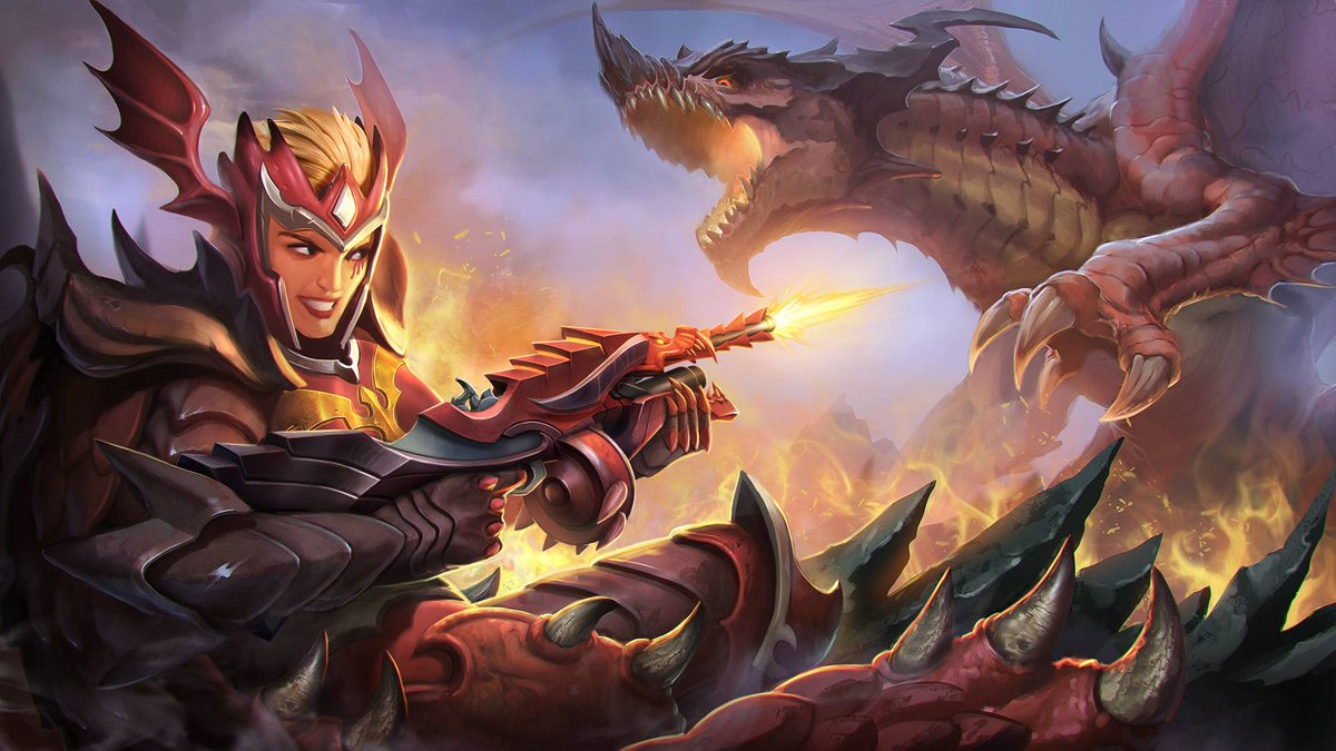 Ive hunted since I was a girl; its a thrill every time. Dont miss out on Drakefire Tyra and more in the Draconic Hoard Chest, back in the store at 33% off!