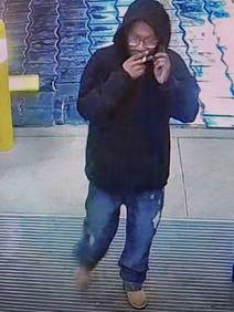Who is this man? He fired several shots at a marked MNPD patrol car as it drove thru the parking lot of the Twice Daily mkt, 2112 Charlotte Av, at midnight. He was last seen running north on 22nd Av N. The officer was uninjured & the car was not struck. Know him? 615-742-7463. https://t.co/tcC4VodqOu