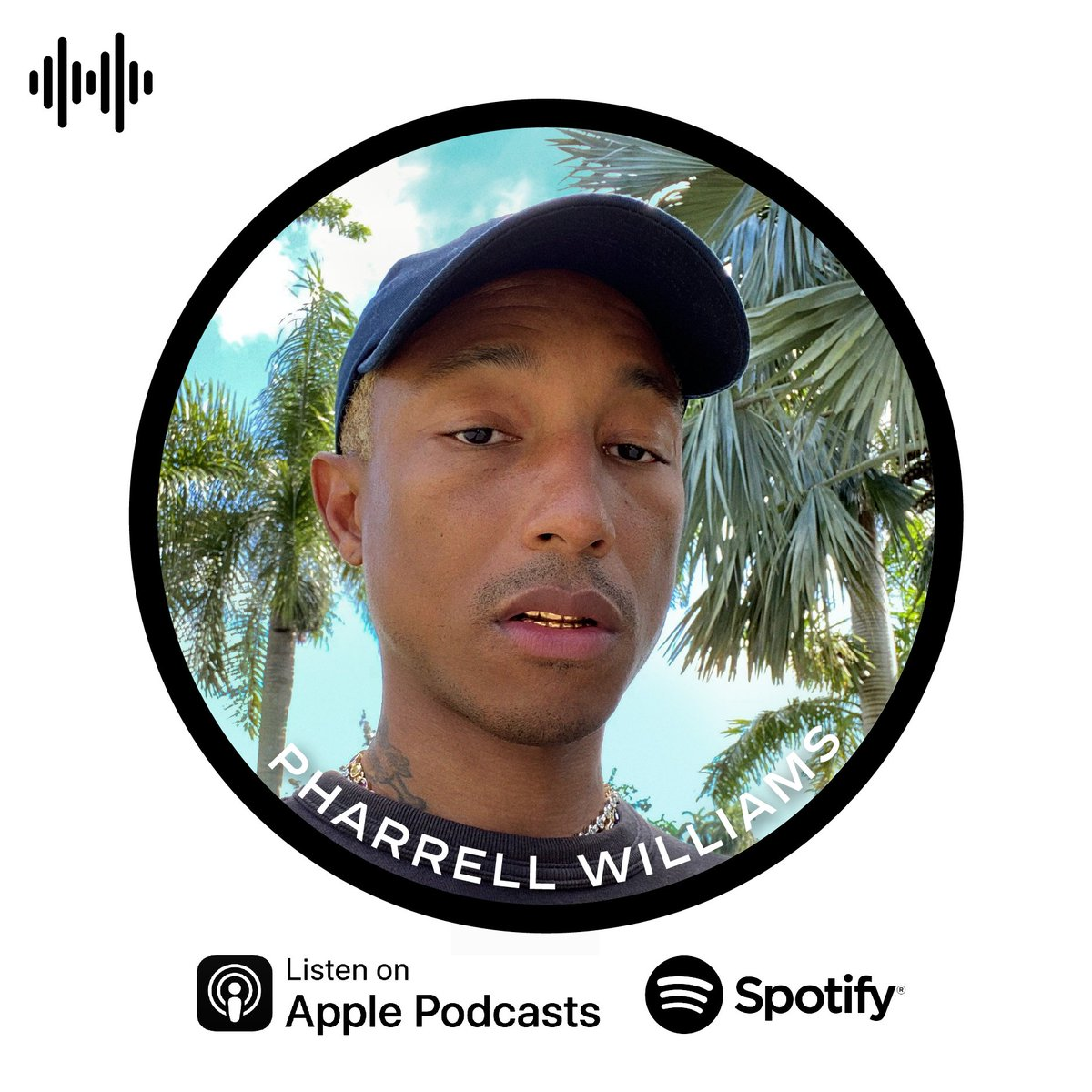 How do we imagine new worlds? Pharrell Williams joins stage designer Es Devlin for an intimate conversation about the future of culture on the new podcast series CHANEL Connects. Listen now on wherever you get your podcasts. #CHANELConnects #CHANEL #EsDevlin #PharrellWilliams