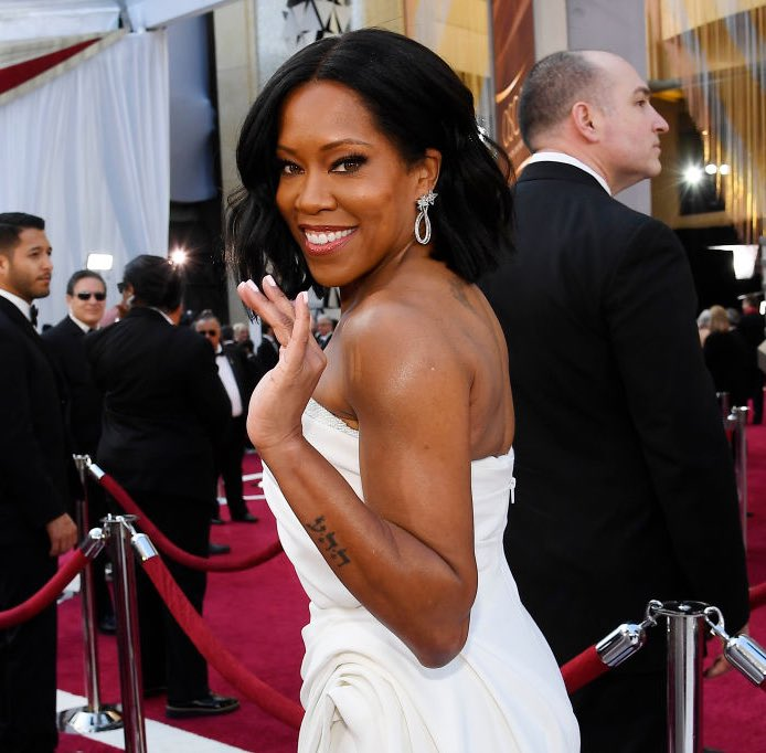 Replying to @mefeater: Happy 50th Birthday to the iconic Regina King 💕